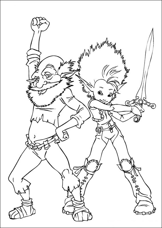 Arthur og Minimoys