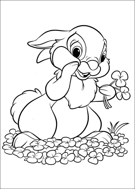Kaninen Stampe