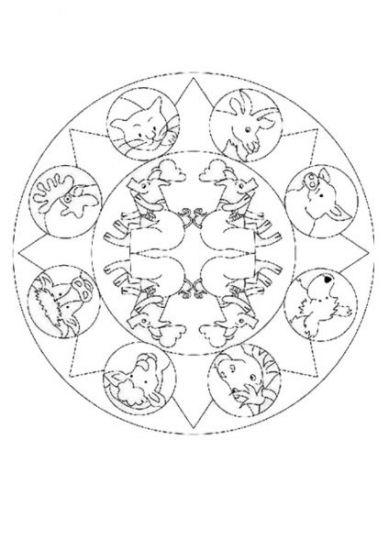 Mandala Husdyr